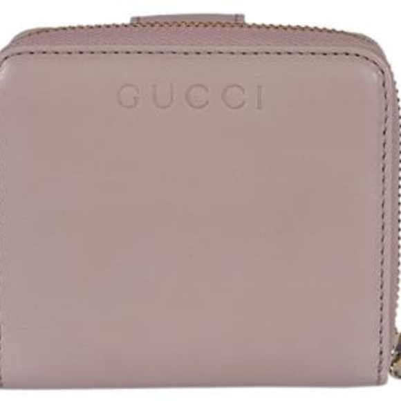 6e69adbad5a1 Gucci Bags | Womens Soft Pink French Flap Wallet 346056 | Poshmark